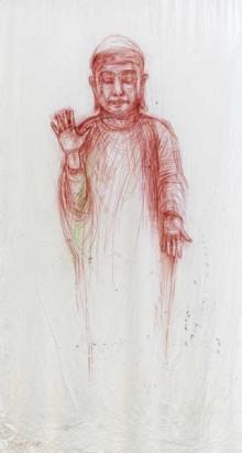 Buddha Contemplating Revenge