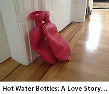 Hot Water Bottles: A Love Story…