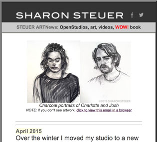April STEUER ARTNews