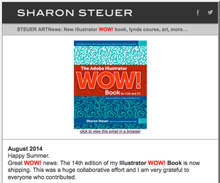 STEUERARTnews2014-aug