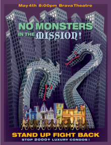 No Monsters in the Mission!